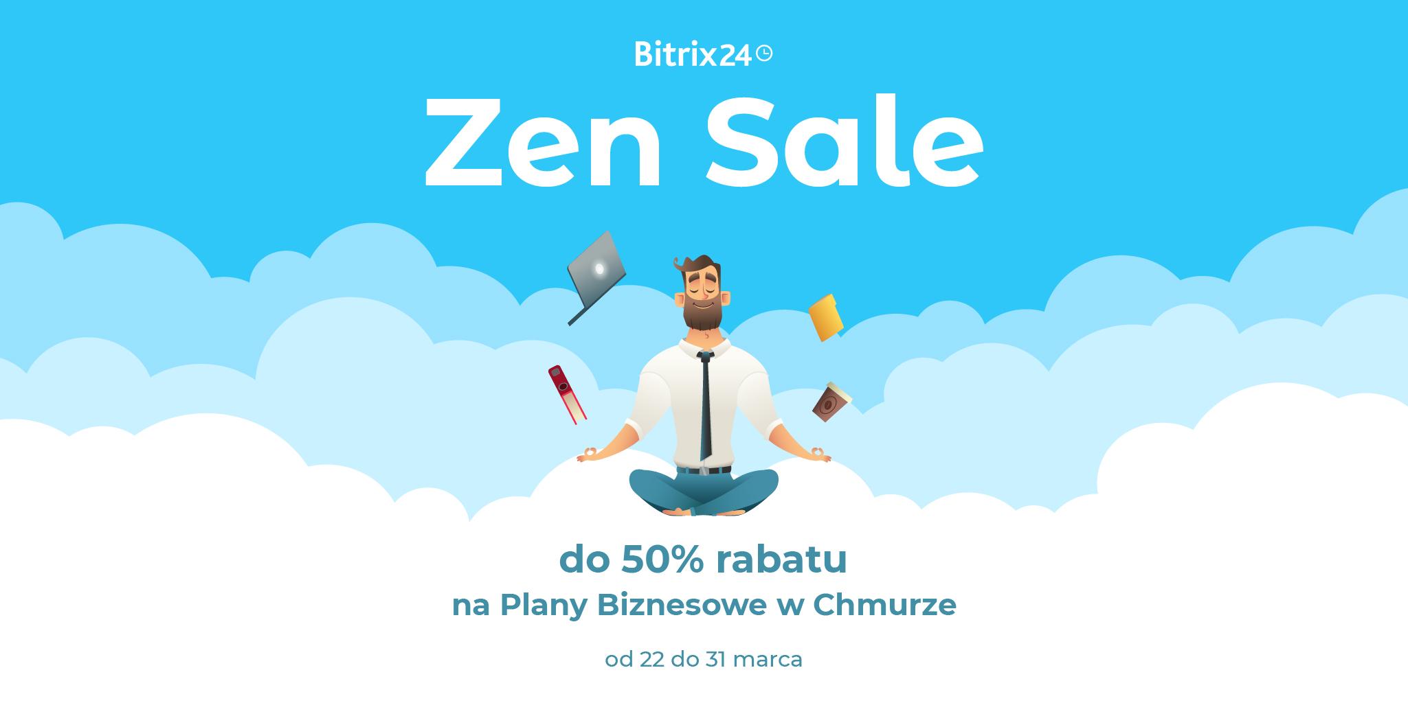 Bitrix24 promocja